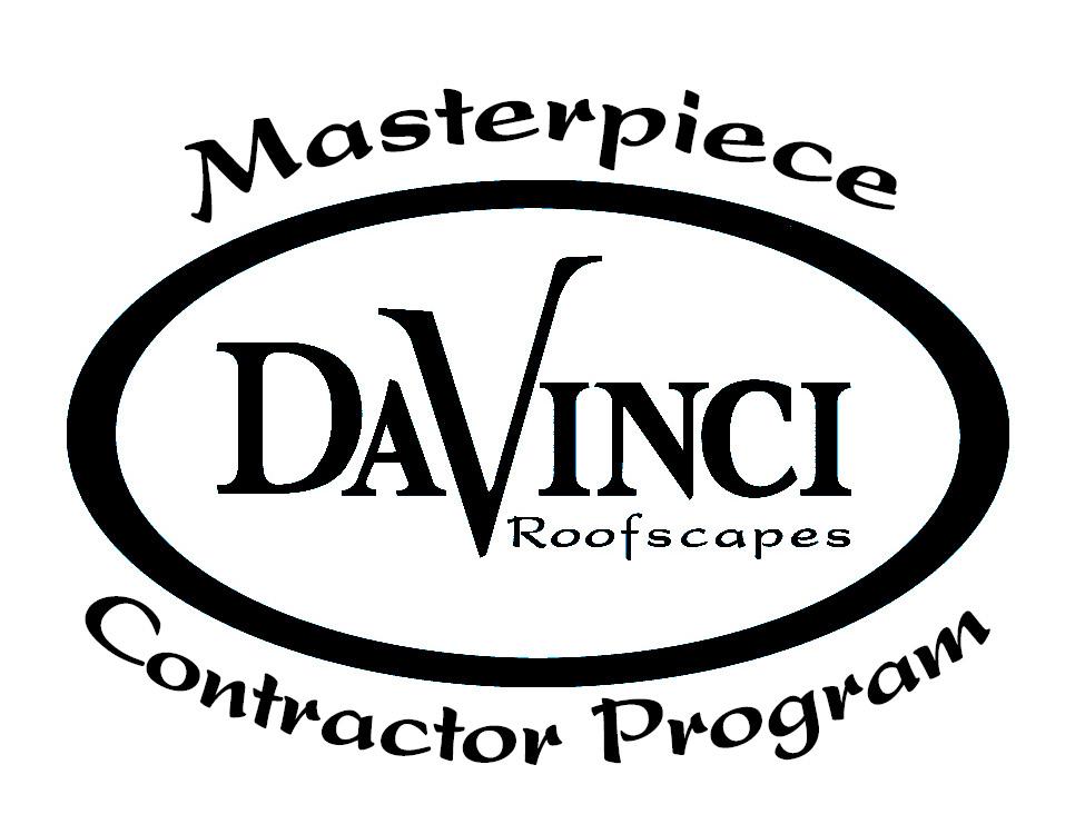 Davinci masterpiece roofing contactor epic exteriors llc for Davinci roofscapes llc